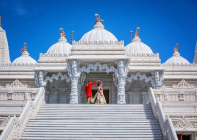 exotic indian temple_wedding_baps_usa