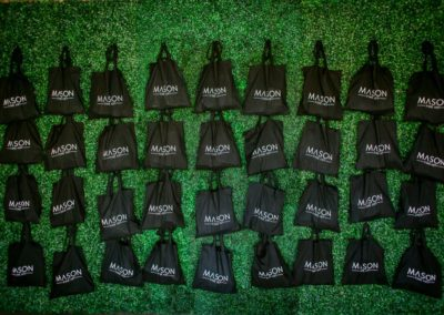 mason fine art swag bags
