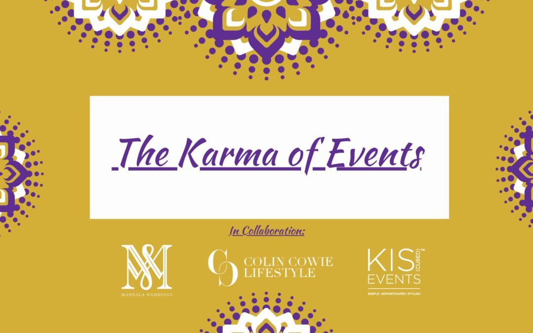 The Karma of Events with Colin Cowie Mandala Weddings KIS Cubed Events