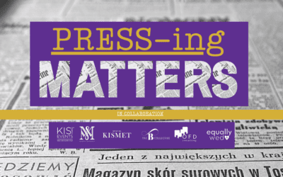 PRESS-ing Matters | The Media Elevating Standards in The Event Industry