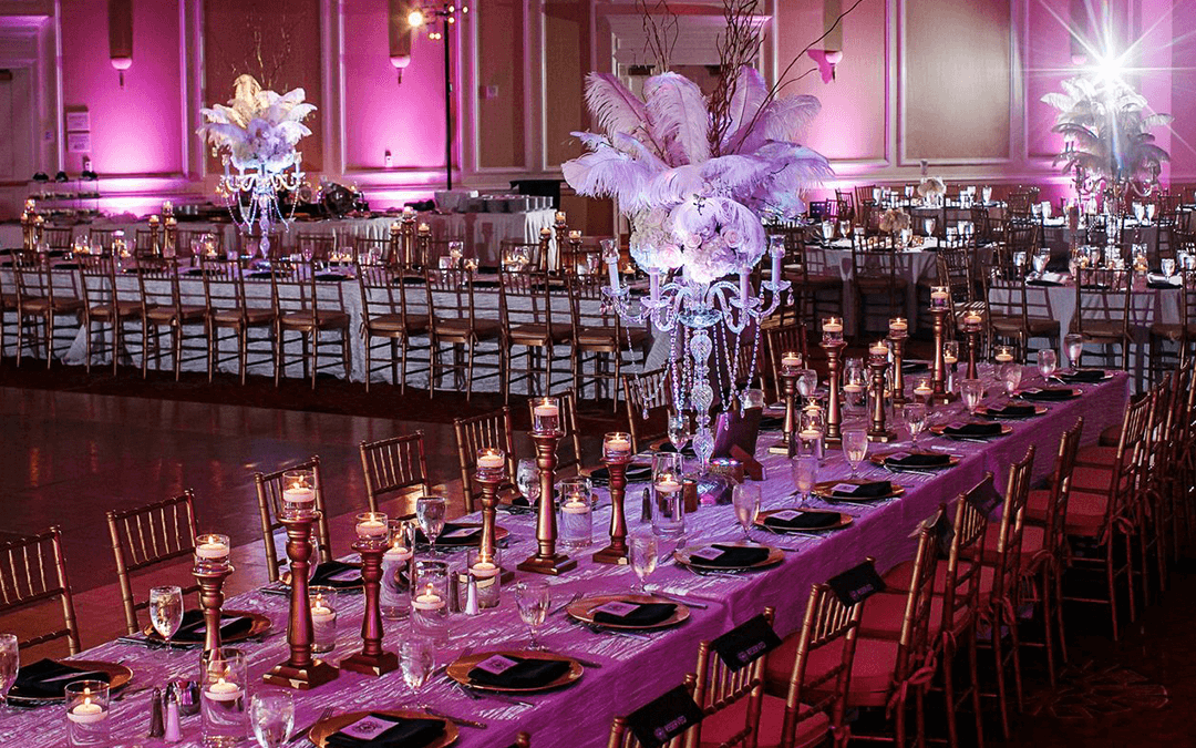 Event Planners give exciting entertainment options.