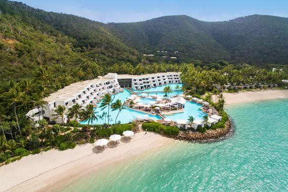 Hayman Island Australia Wedding Destination