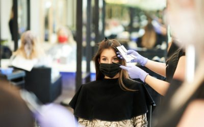 Lights, Camera, Facemask?  Hair and Makeup Safety for Live Events During Covid