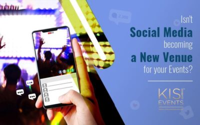Social Media is the New Virtual Live Venue: 5 Ways to Grow your Business