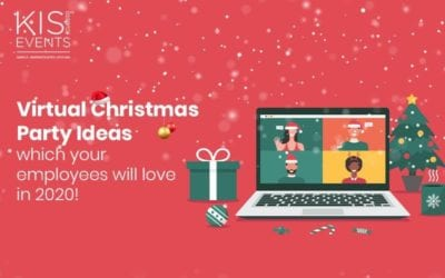 Virtual Christmas Party Ideas which your Employees will Love in 2020!