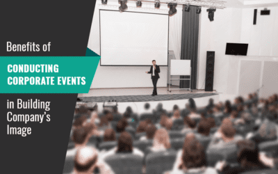 Benefits of Conducting Corporate Events in Building Company's Image