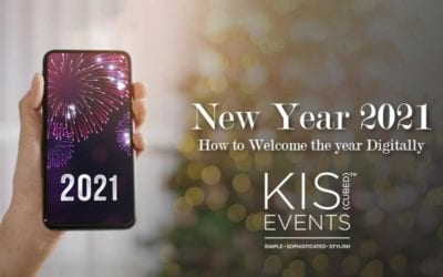 New Year 2021: How to Welcome the year Digitally!
