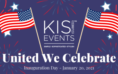 Creative Ideas of Inauguration Party for Celebrating the Election!