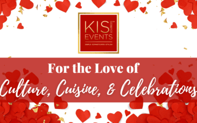 For the Love of Culture, Cuisine and Celebrations