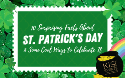 10 Surprising Facts About St. Patrick's Day & Some Cool Ways To Celebrate It!