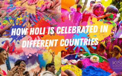 How Holi Is Celebrated in Different Countries.