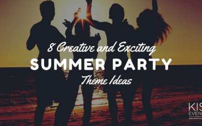 8 Creative and Exciting Summer Party Theme Ideas in 2021