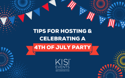 Tips for Hosting & Celebrating a 4th July party