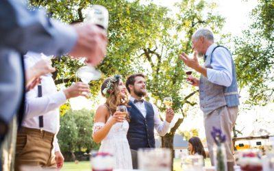 The Wedding Speech: Making Memorable Wedding Moments