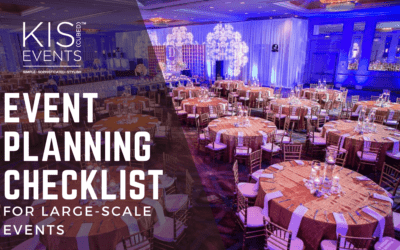 Event Planning Checklist For Large-Scale Events