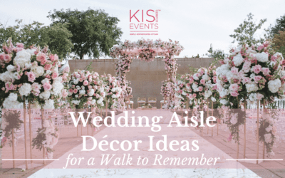 17 Aisle Wedding Decor Ideas To Give You A Walk To Remember