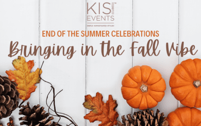 Event Ideas for The Upcoming Fall Season